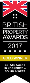 gold award estate agent 2017
