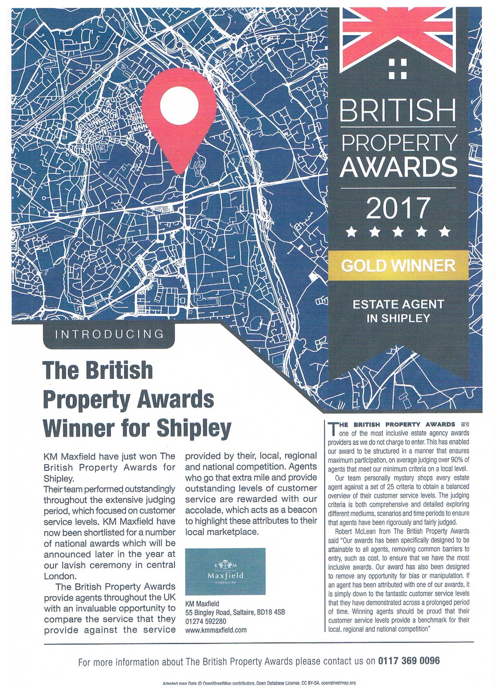 british property award winner